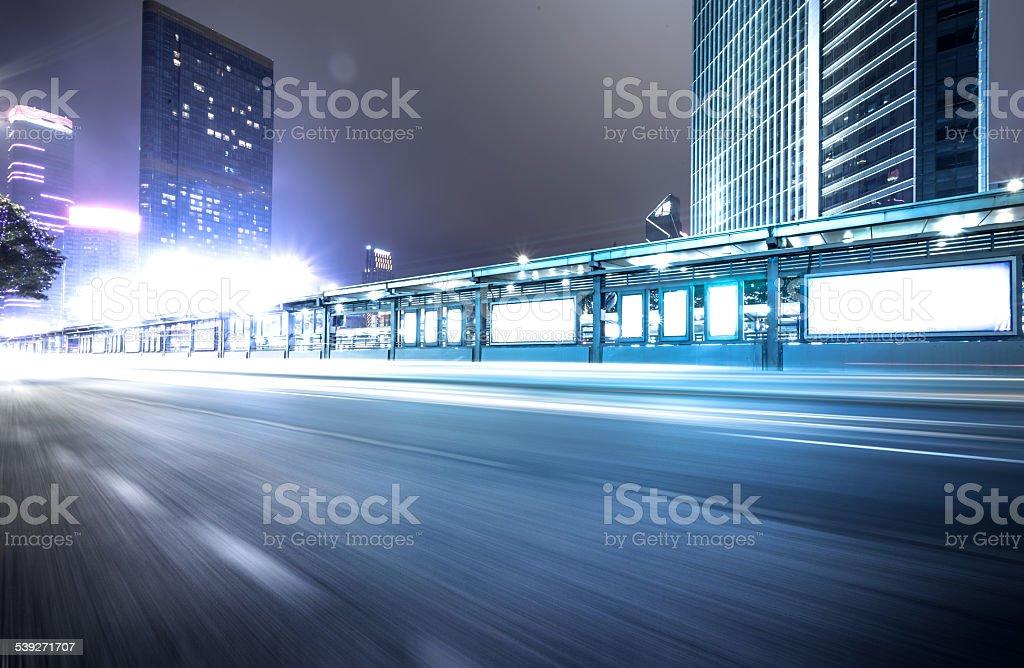Guangzhou Highway stock photo