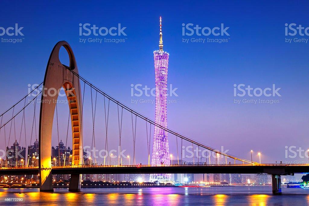 guangzhou stock photo
