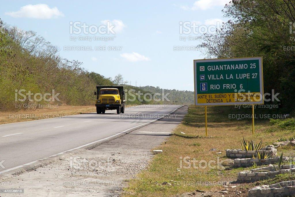 Guantanamo stock photo