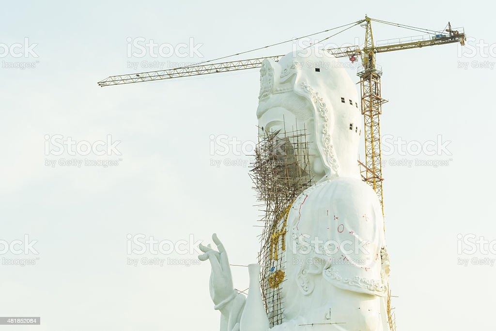 Guanyin Chinese Goddess stock photo
