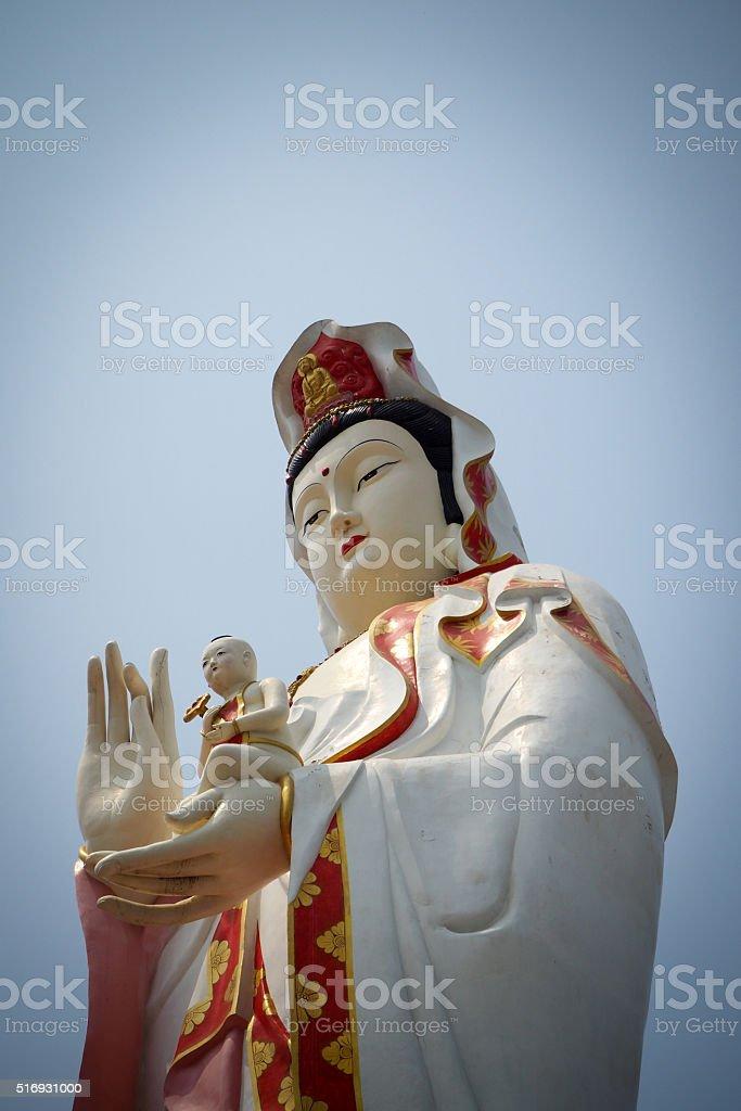 Guanyin stock photo