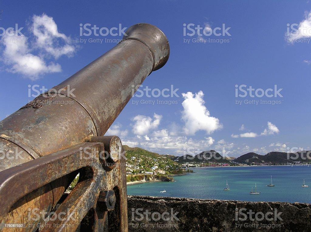Guard stock photo