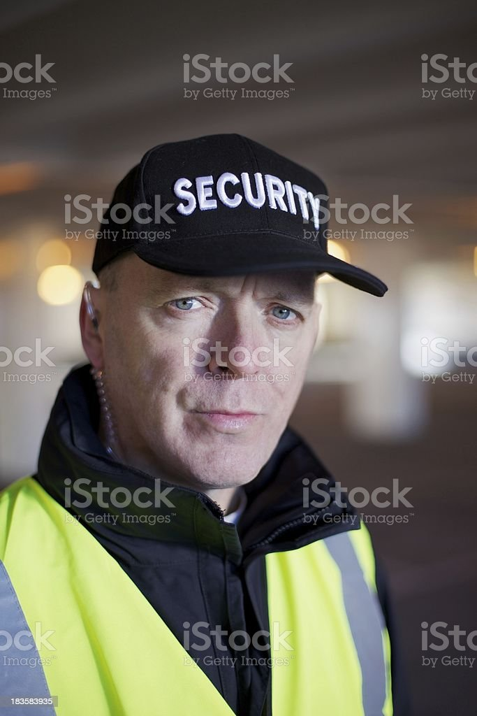 Guard... royalty-free stock photo