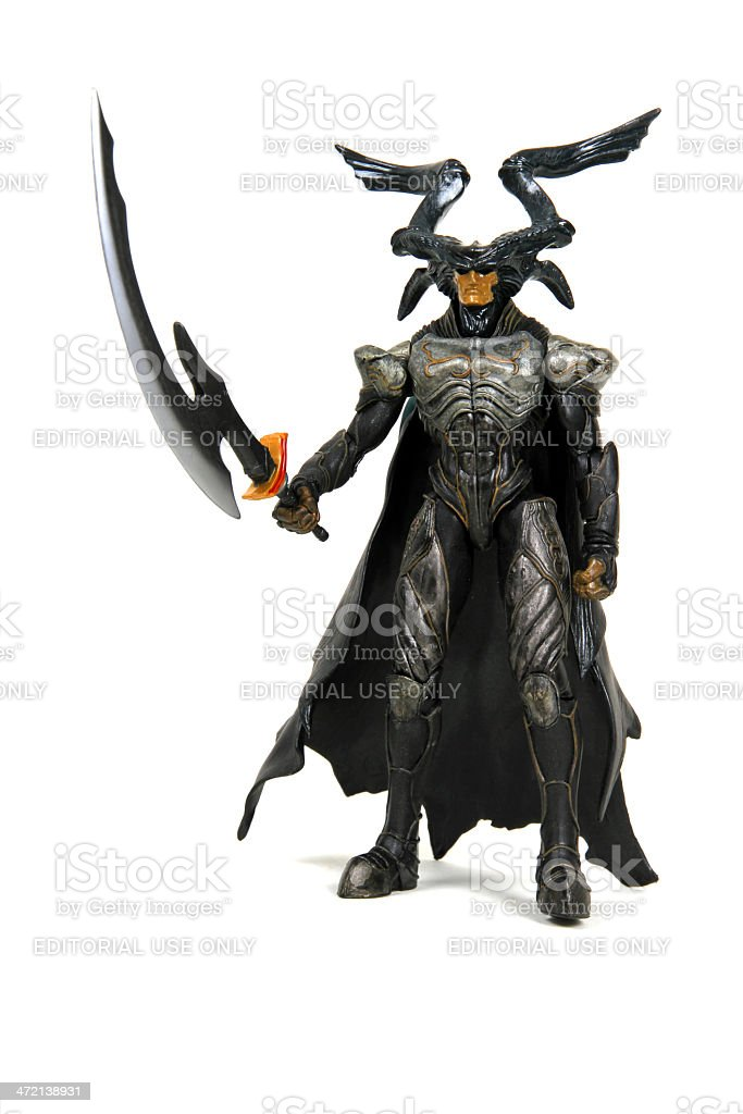 Guardian Force Odin stock photo