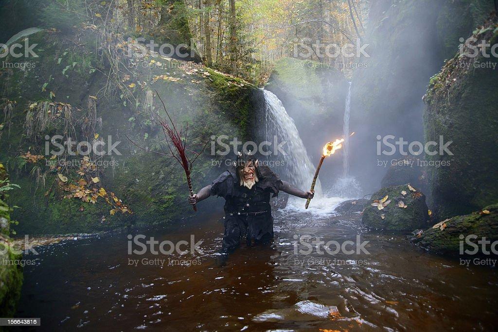 Guardian of Hades royalty-free stock photo