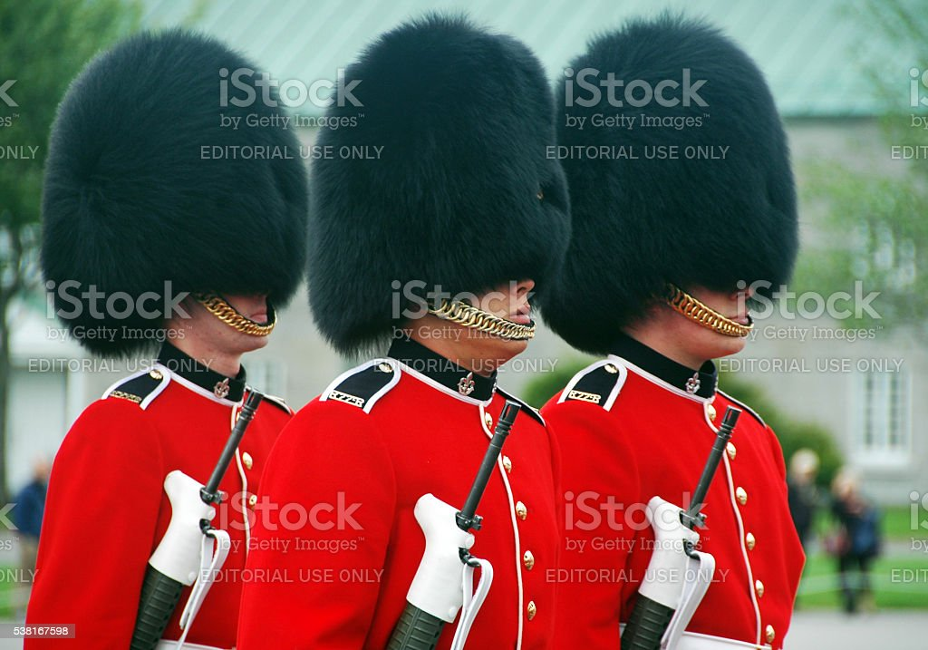 guards stock photo