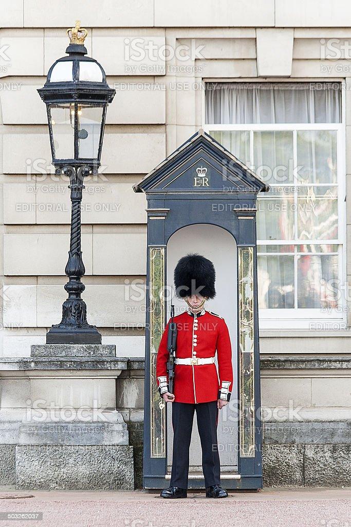 Guardsman stock photo