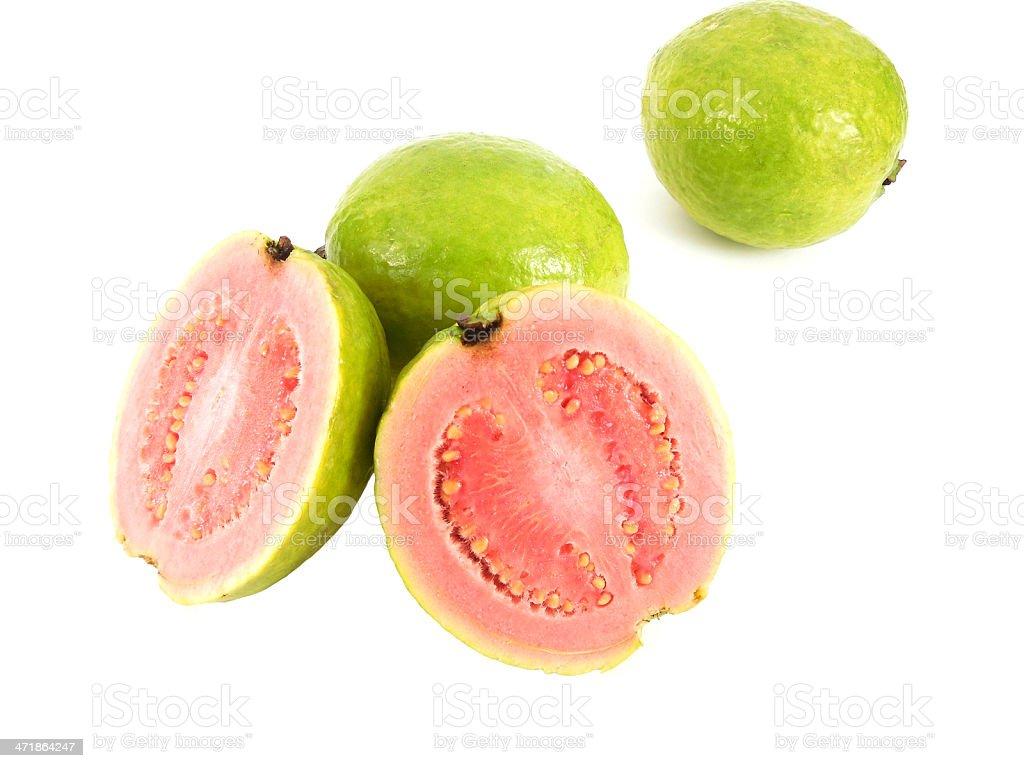 Guava Fruits royalty-free stock photo