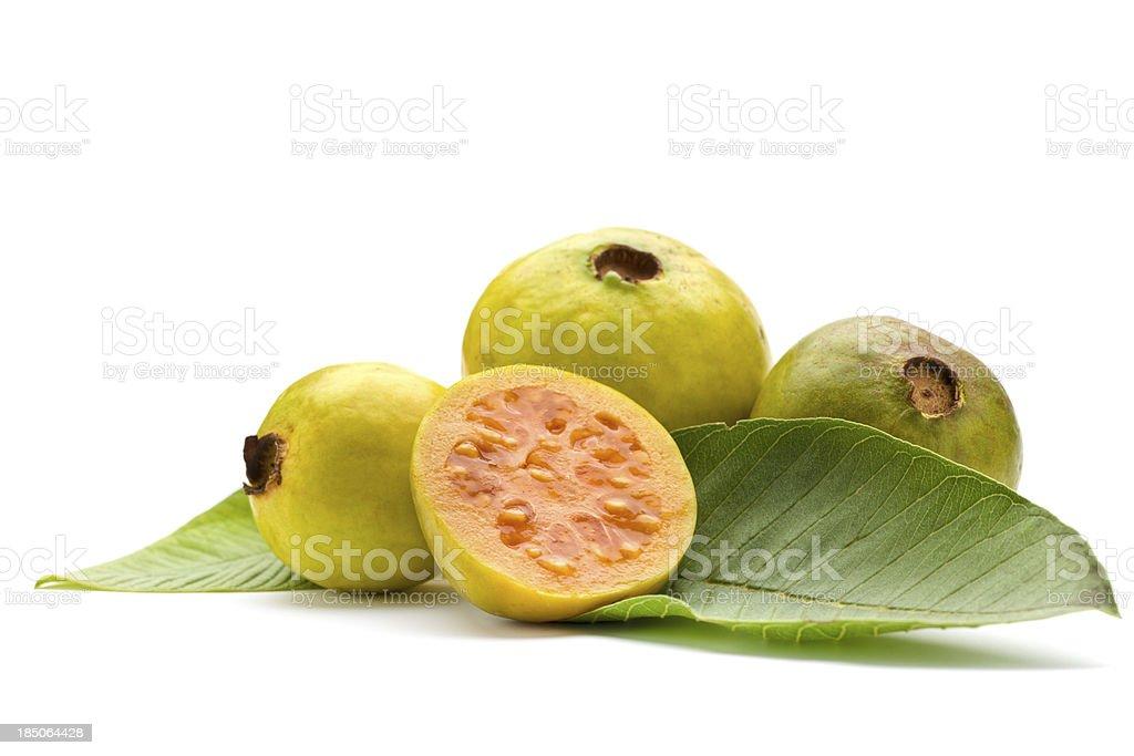 Guava royalty-free stock photo
