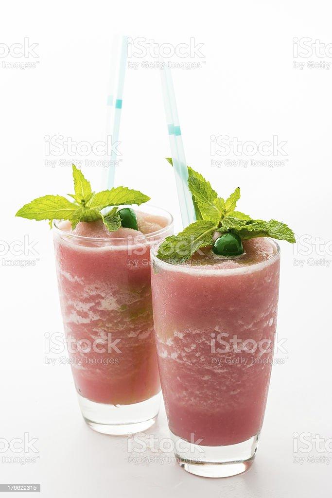 Guava Smoothie stock photo