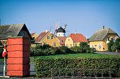 Gudhjem, Bornholm.