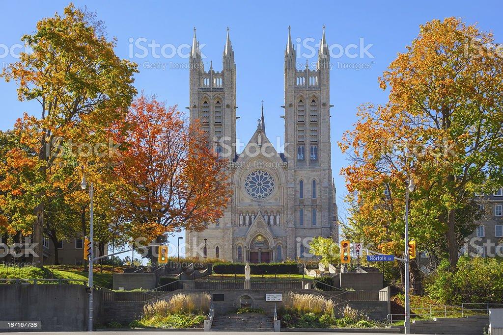 Guelph, Ontario, Canada stock photo