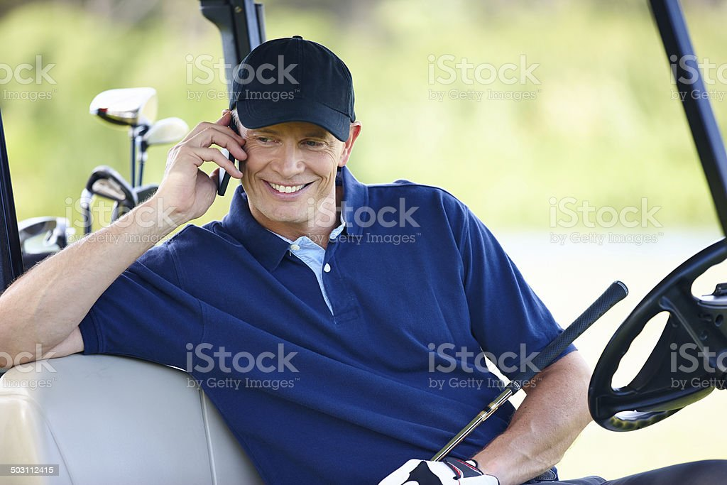 Guess what I'm doing right now royalty-free stock photo