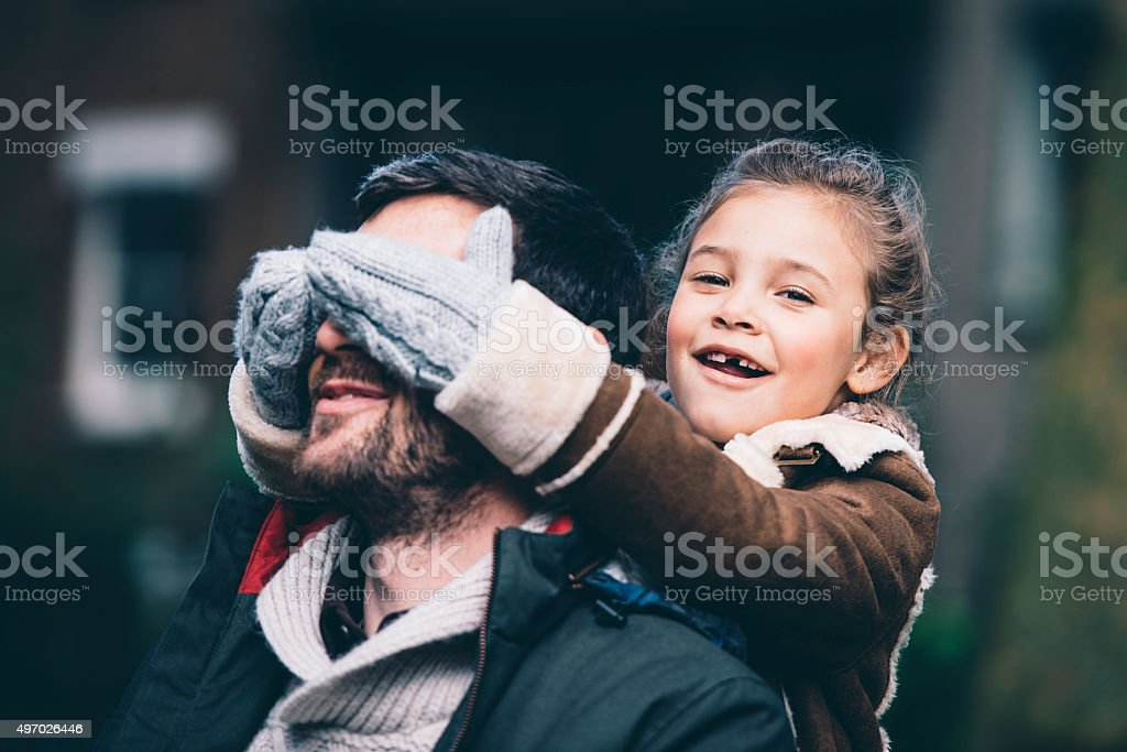 Guess Who Is! stock photo
