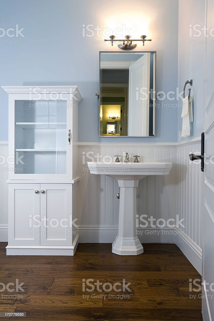 Guest Sink royalty-free stock photo
