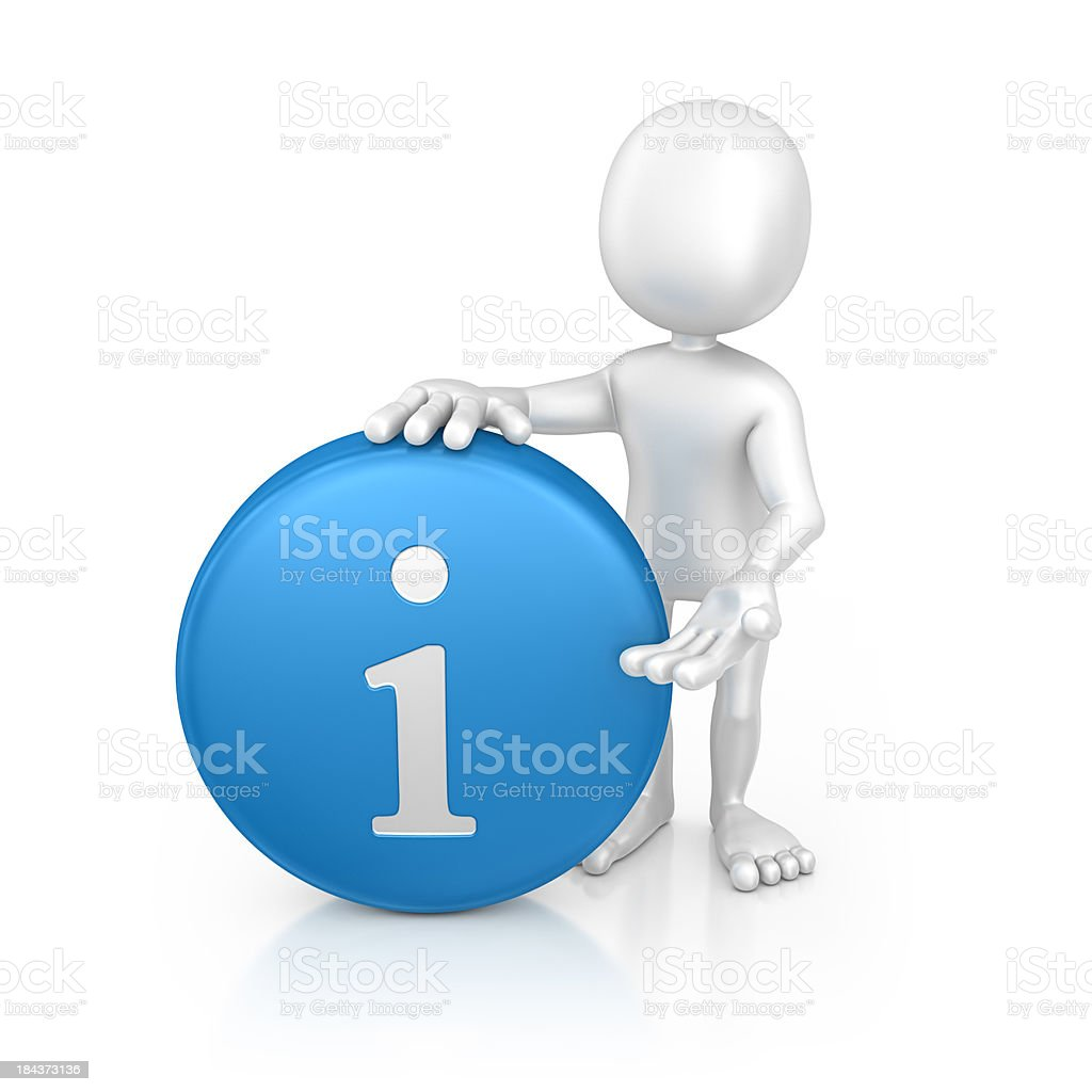 guide royalty-free stock photo