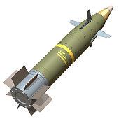 GPS Guided Artillery Munition
