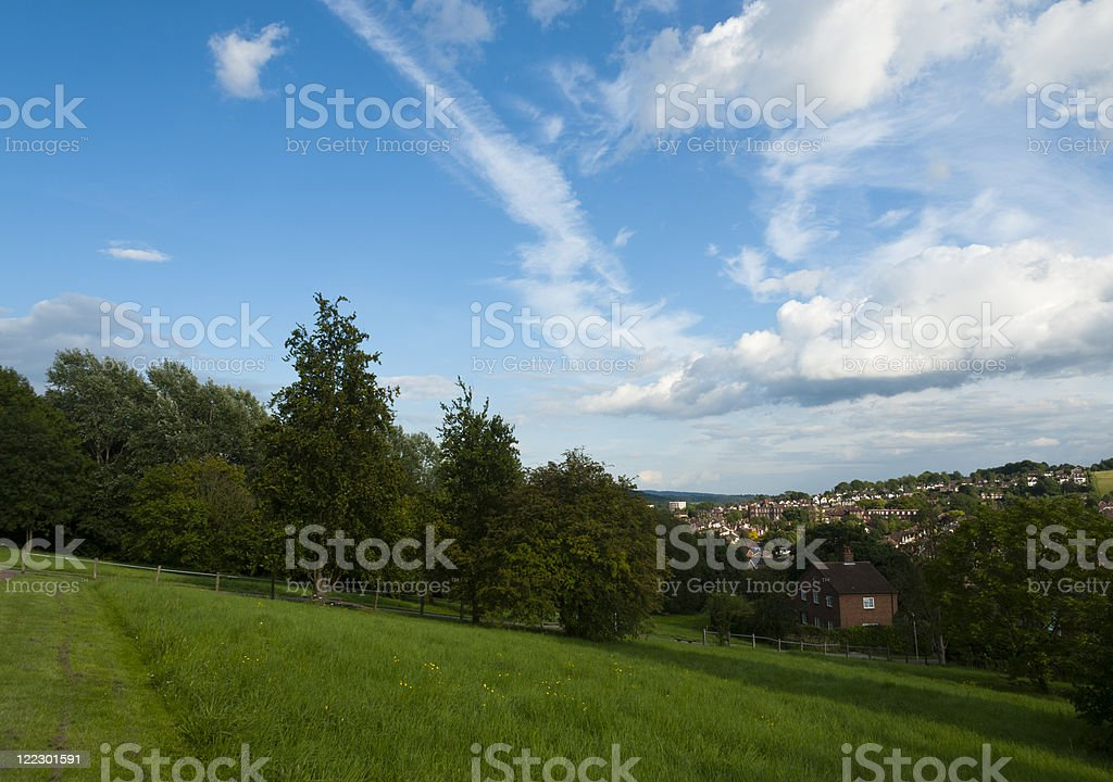 Guildford, Surrey stock photo