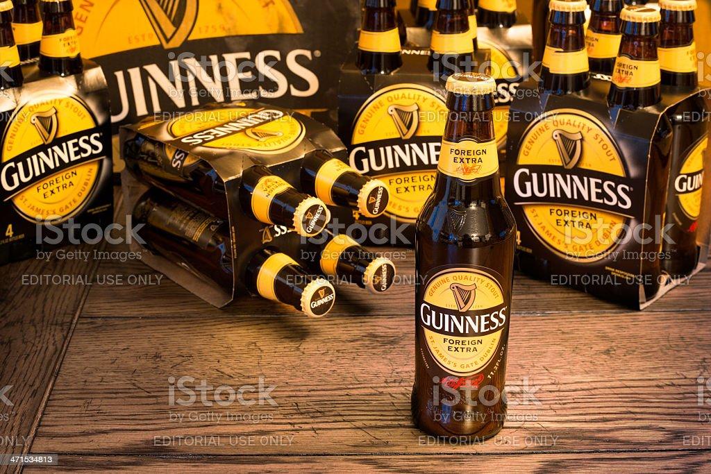 Guinness Beer stock photo