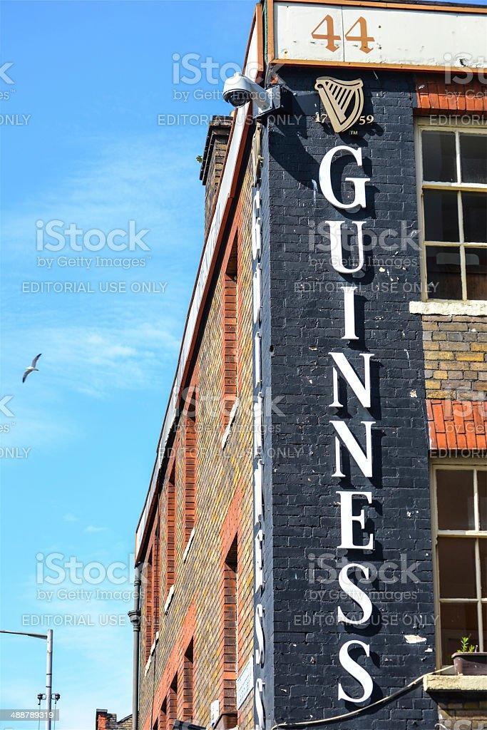 Guinness stock photo