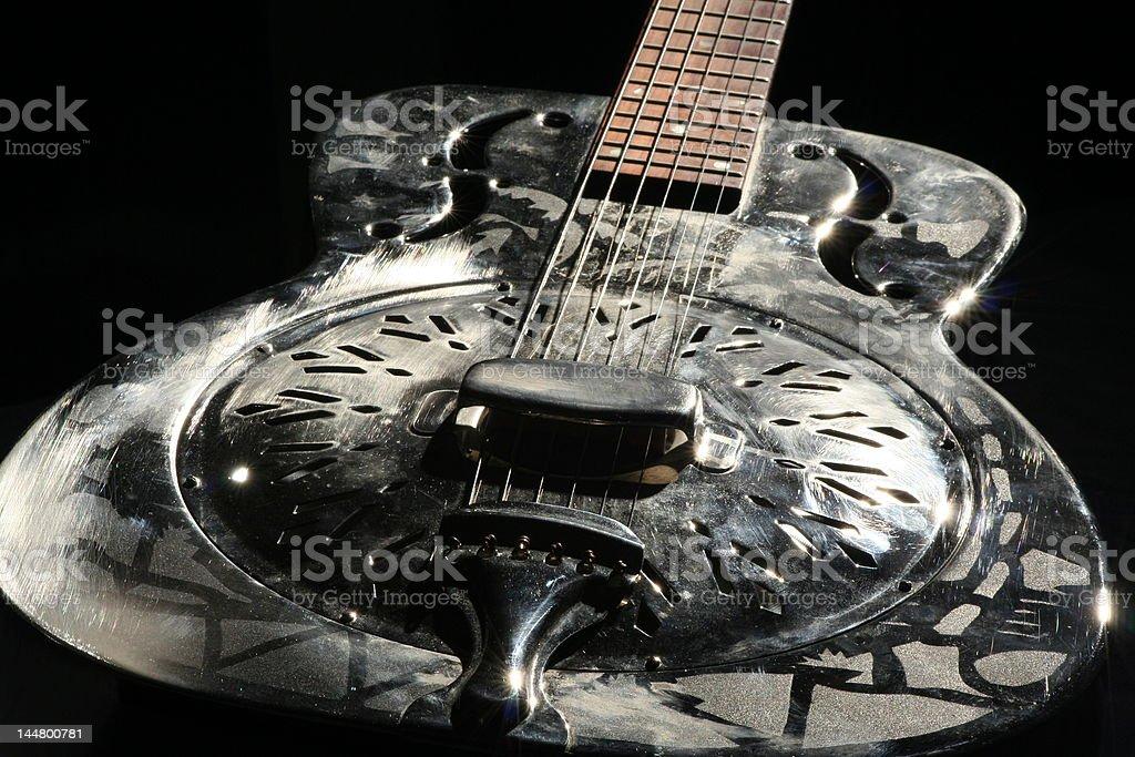 guitar royalty-free stock photo