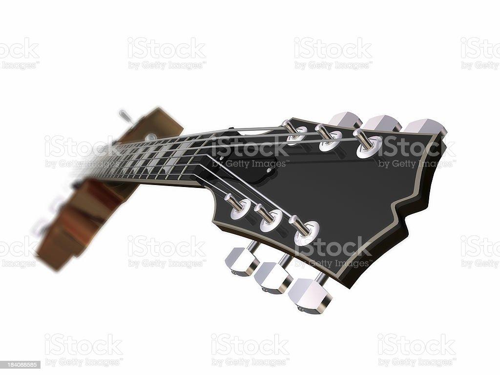 Guitar Lizenzfreies stock-foto