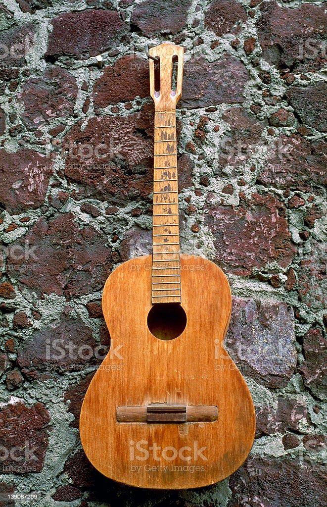 Guitarra royalty-free stock photo