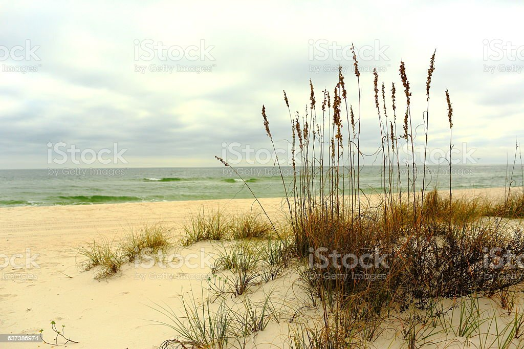Gulf Islands National Seashore stock photo