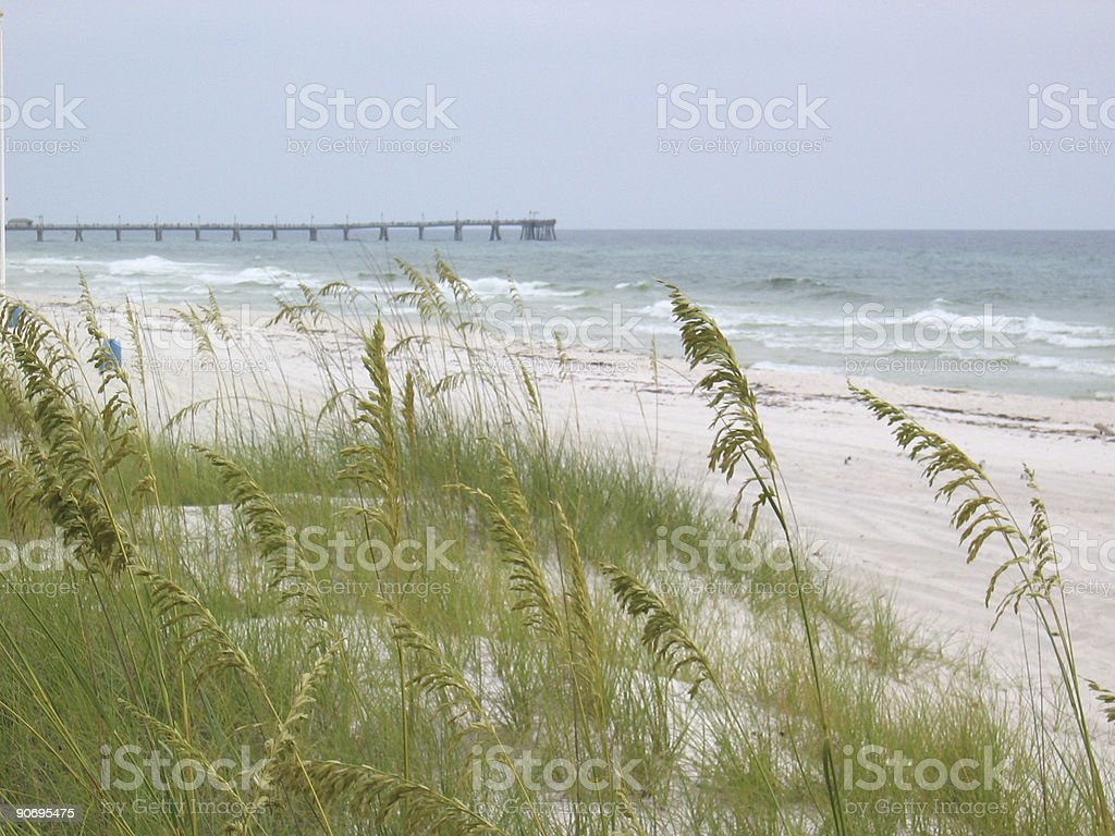 Gulf of Mexico royalty-free stock photo