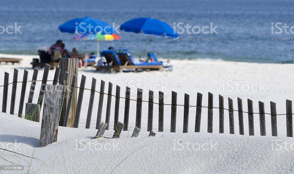 Gulf Shores Alabama stock photo