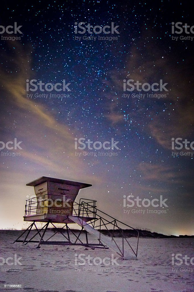 Gulf States National Seashore stock photo