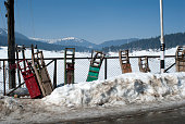 Gulmarg Snow Sled