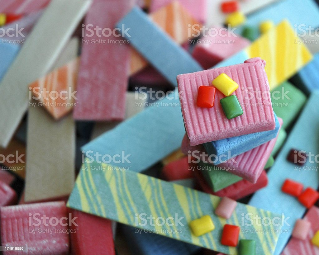 Gum and Then Some royalty-free stock photo