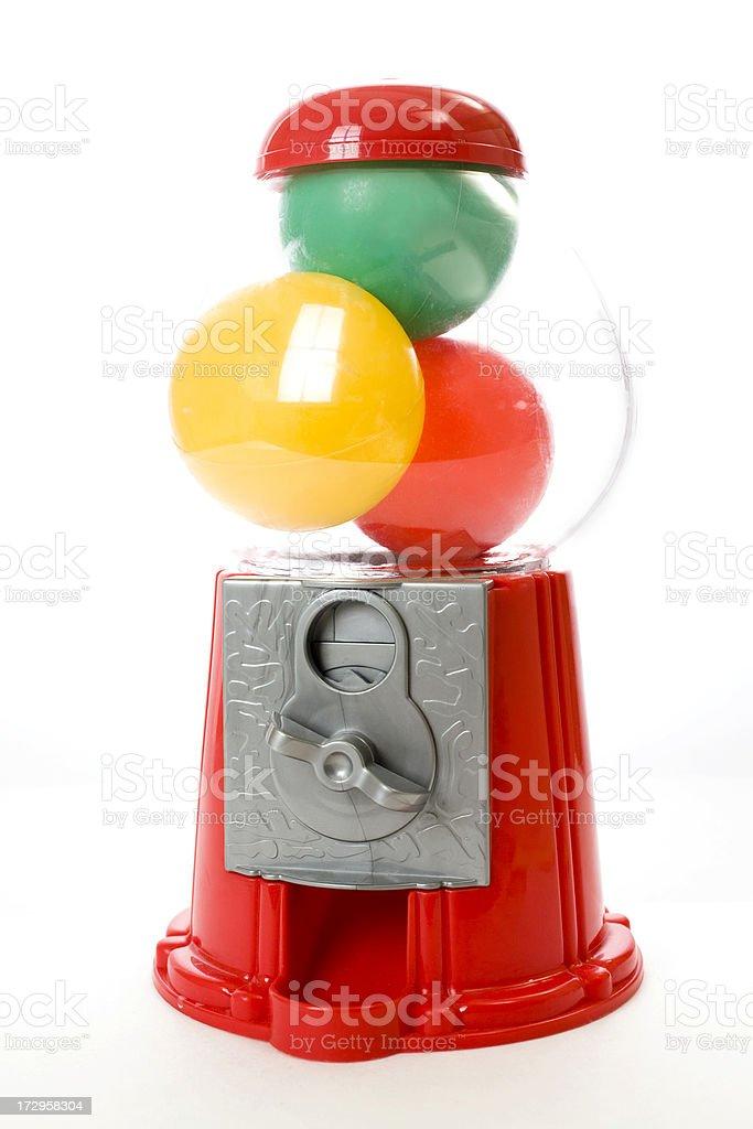 Gum Ball Surprise royalty-free stock photo