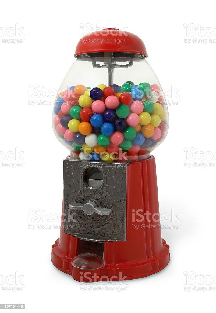 gumball machine royalty-free stock photo