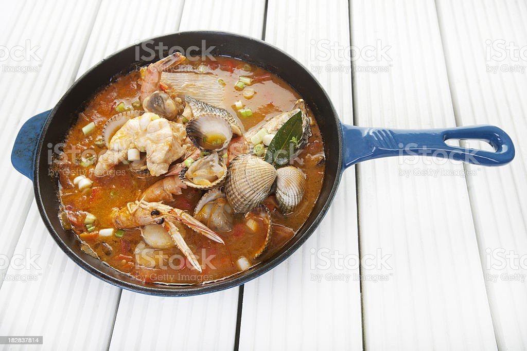 gumbo royalty-free stock photo