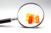Gummi bears under the Magnifying glass - social behavior