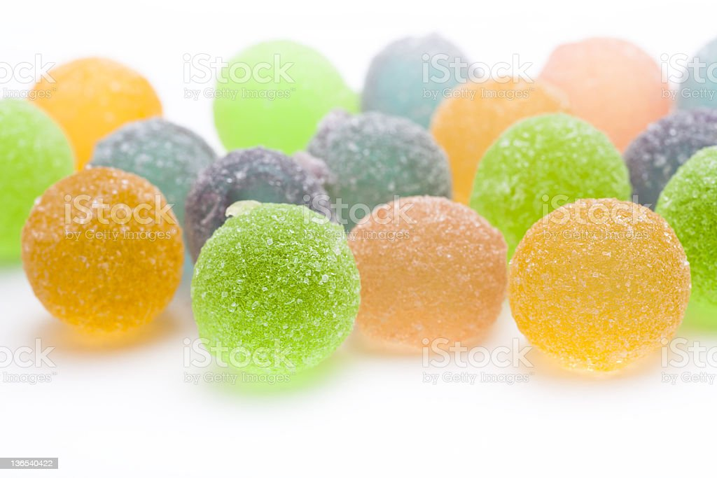 Gummy Candy royalty-free stock photo