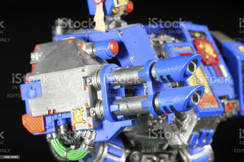 Gun Arm stock photo