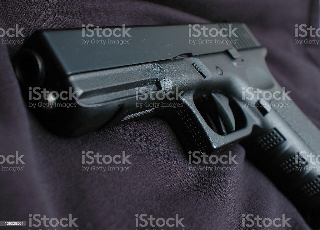 gun royalty-free stock photo
