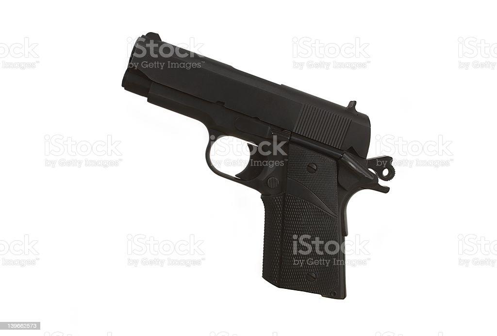 Gun stock photo