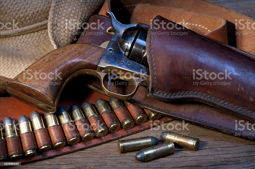 gun royalty-free stock photo