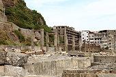 Gunkanjima - Battleship Island in Nagasaki, Japan