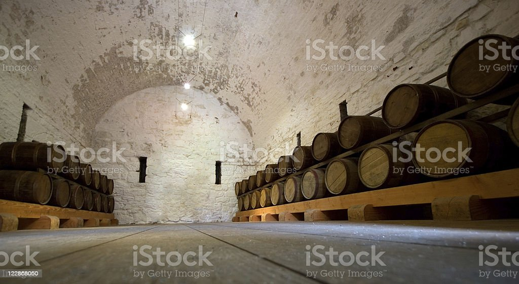 Gunpowder Store royalty-free stock photo