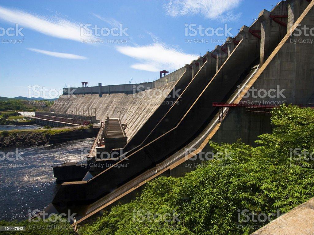 Guri Dam stock photo