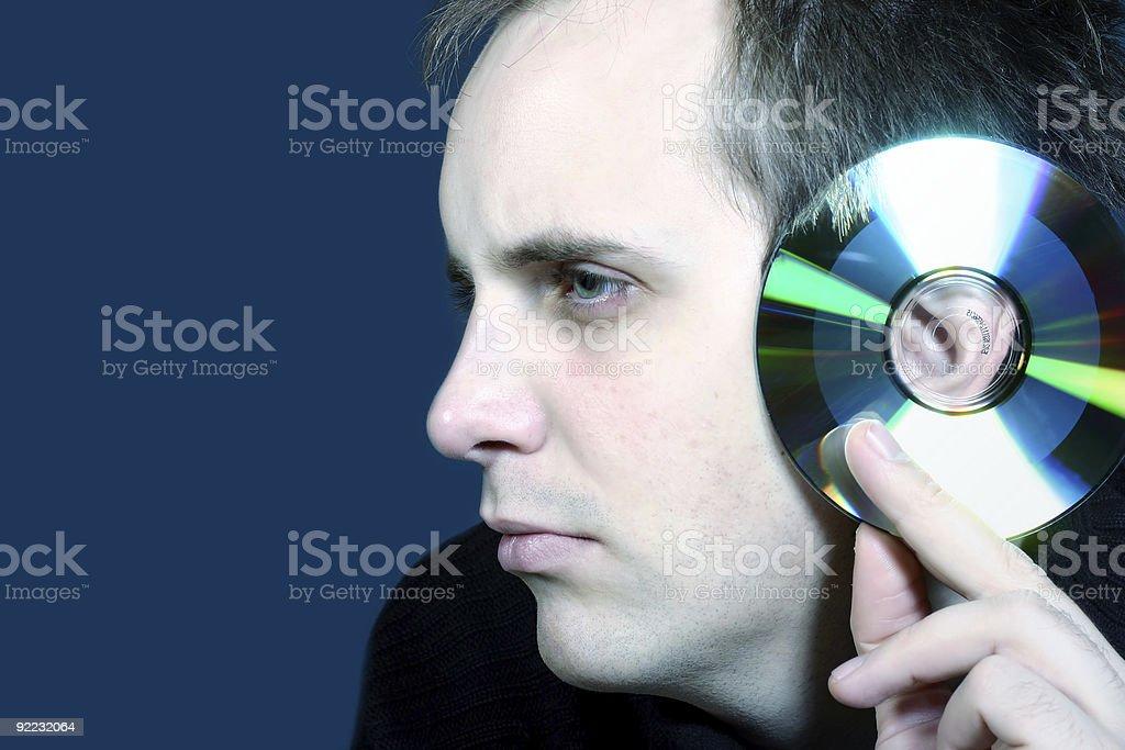 CD Guru stock photo