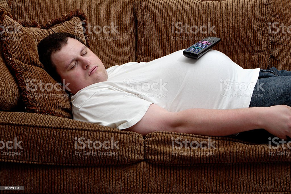 TV Gut stock photo