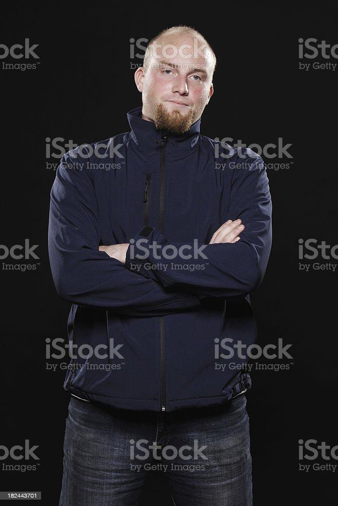 Guy stock photo
