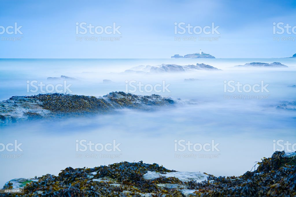 Gwithian Towans North Cornwall England UK stock photo