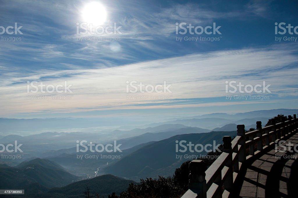 Gyejoksan Dali stock photo